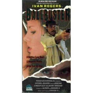 Ballbuster [VHS]