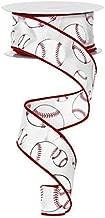 EXPRESSIONS Baseball Ribbon 1.5