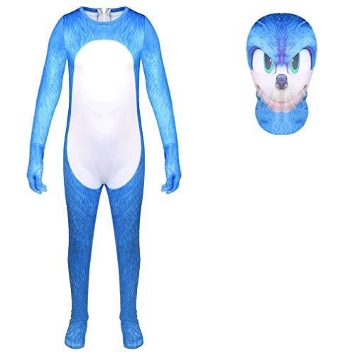 HIJIN Disfraz de Halloween para nios, disfraz para nios, juego de rol, disfraz de Halloween para nios, para fiestas de cosplay, 150