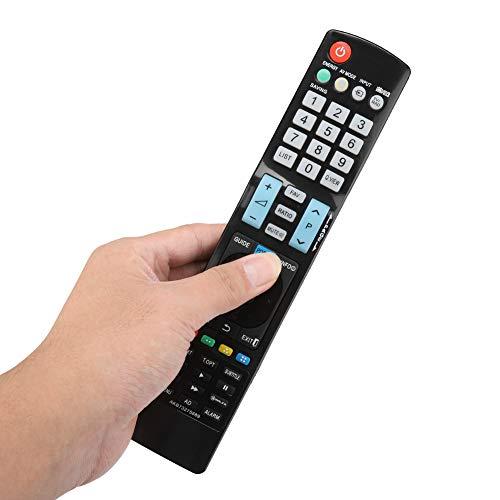 Control Remoto de Smart TV, Material ABS Control Remoto de tamaño pequeño de Estilo Moderno, fácil de sostener en la Mano para TV 37LT640H 42LT760H Home Bedroom TV
