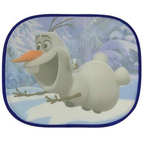 Disney La Reine des neiges Olaf Pare-Soleil Lot de 2