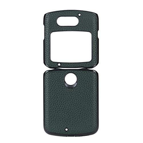 Hülle® Kunstleder Handyhülle Kompatibel für Motorola Razr 5G/Motorola Razr 2/Motorola Razr 2020/Motorola Razr gen 2 (4)