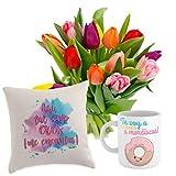 Florclick - Pack Sweet- Ramo de flores naturales en 24 horas y envío GRATIS