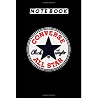 Converse Vol.3 Journal/Notebook College Ruled 6x9 120 Pages