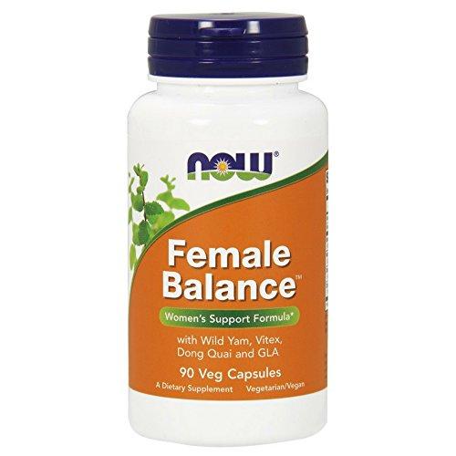 NOW Femminile Balance 90 Capsule - 90 g
