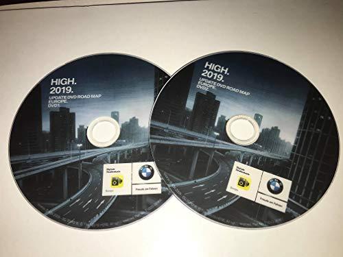 2019 DVD Mapas para BMW - High System DVD Europe DVD-Navigation BLITZER Edition, SPEEDCAMS Edition