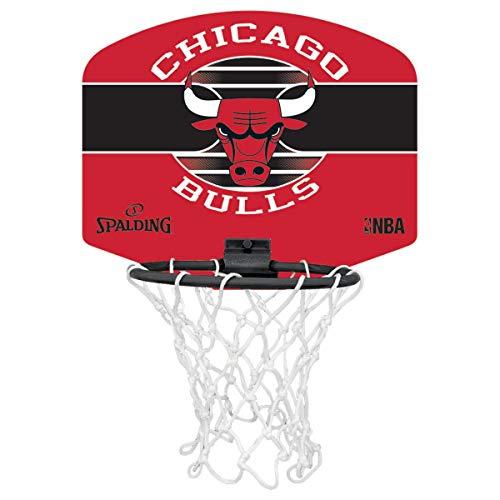Spalding NBA Team Backboard Chicago Bulls