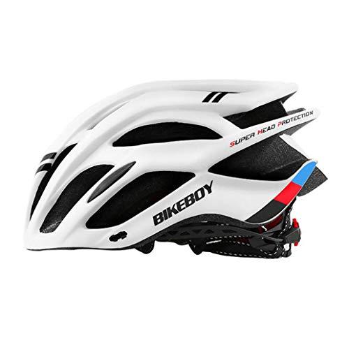Fahrradhelm Skaterhelm Fahrradhelm Herren | Damen | Jungs & Kinderhelm Weißer Helm XRPXRP