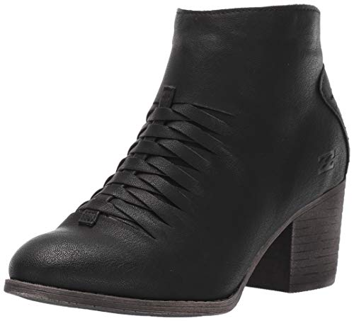 Billabong Women's Sea You There Ankle Boot, Black, 9.5 Medium US