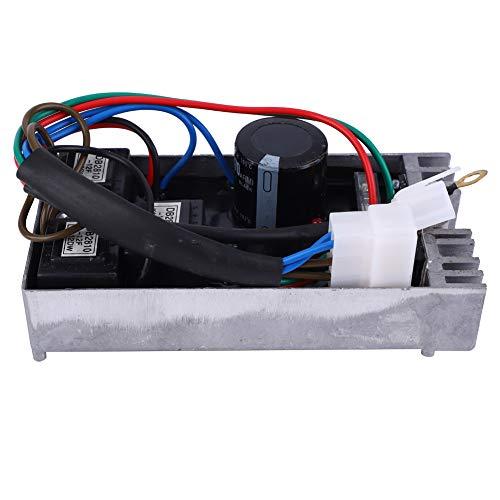 Generador de alta confiabilidad Accesorios para grupos electrógenos Generador automático Regulador de voltaje Trifásico ajustable KI-DAVR 150S3 para generador trifásico de 15KW