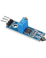 Condensadores Sensor Hall Hall Switch Hall Sensor Module para Smart Car LM393 3144
