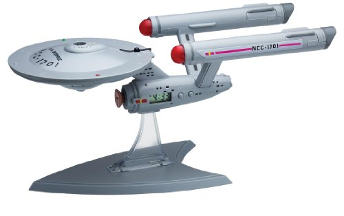 U.s.s. Enterprise Projection Alarm Clock by Underground Toys