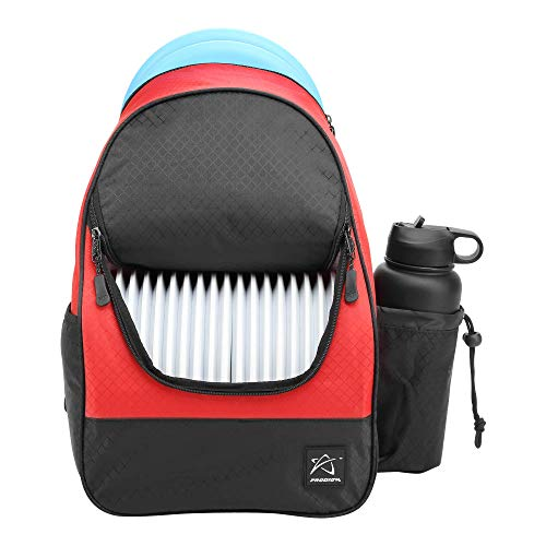 Prodigy Disc BP-4 Disc Golf Rucksack – Golf-Reisetasche – für 16–18 Discs plus Stauraum – reißfest und wasserabweisend – ideal für Anfänger – erschwingliche Tasche – leicht