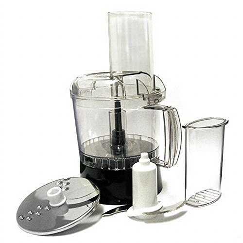 Cuisinart SmartPower Duet Food Processor Black Blender Attachment
