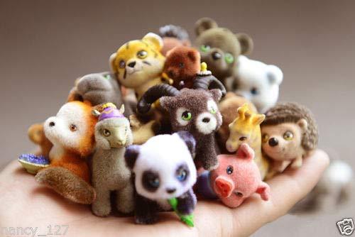 FidgetGear 400 Style Pets Animals in My Pocket Little Puppy Jungle Doll