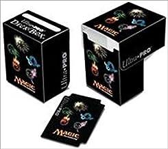 Ultra Pro Deck Box - Magic Mana 4 Symbols Full-View - Magic: The Gathering