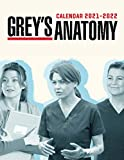 Grey's Anatomy Calendar 2021-2022: Calendar for Fans - Mini Calendar 2021-2022