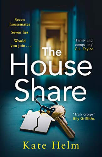The House Share: The locked in thriller that will keep you guessing . . . (English...