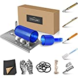 Bottle Cutter & Glass Cutter Kit, DIY Machine for Cutting Wine, Beer, Liquor…Any Glass or Ceramic Bottles, 19 Accessories, The Most Complete Bundle for Handicraft DIY Projects by KOZYLAND