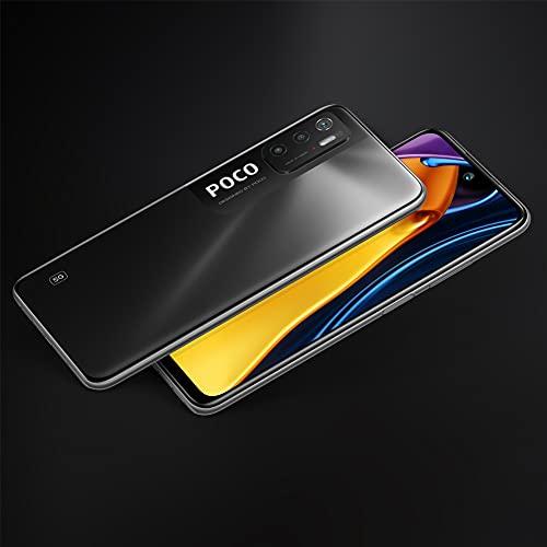 Xiaomi Poco M3 Pro 5G - Smartphone 64GB, 4GB RAM, Dual Sim, Power Black