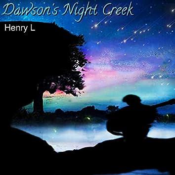 Dawson's Night Creek