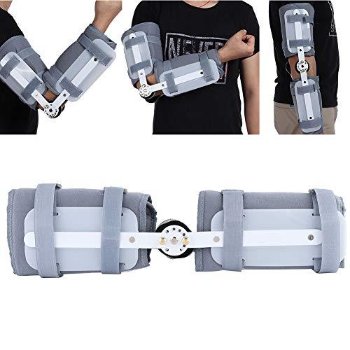 Comfortabele elleboogsteun, dichtheid spons materiaal elleboog brace ondersteuning spons gemaakt (grijs)