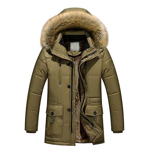 Teresamoon Men Winter Warm Hoode...