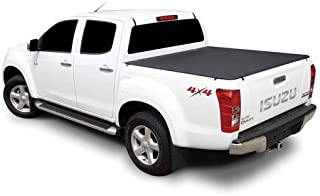 Tuff Tonneaus 10978 Isuzu D-Max Dual Cab Genuine No Drill Clip On Tonneau Cover