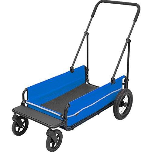 AirBuggy for Pet キャリッジ 台車のみ/AD3032/ロイヤルブルー/屋根は別売りです/介護用/通院用/お散歩用/大型犬・多頭向け ロイヤルブルー