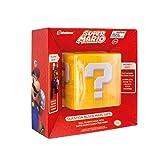 Paladone Super Question Block Maze Safe | Incluye Figura 3D Mario | Mantén tu Dinero Seguro | Producto Oficial de Nintendo, Multicolor (PP4019NN)