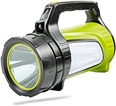 10W LED Searchlight Flashlight Torch Light Rechargeable Waterproof for Camping Outdoor LB88-7028L