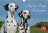 Auf den Punkt - Dalmatiner (Wandkalender 2021 DIN A4 quer)