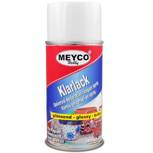 "Universal Klarlack Spray ""Made In Germany"", glänzend, 300ml"
