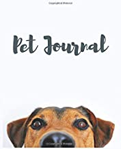 Pet Journal: Take Care of your Fur Baby * Dog Mama Gift
