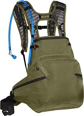 CamelBak Skyline LR 10 Bike Hydration Pack - Crux Lumbar Reservoir - 100 oz