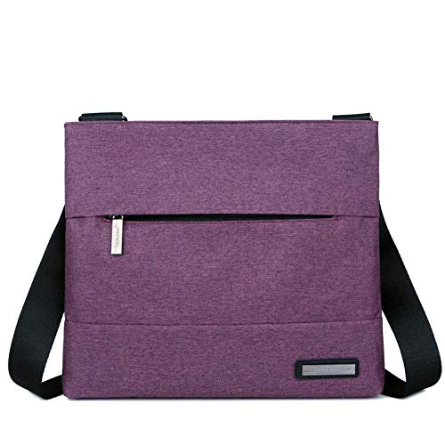 Laptop Aktetas Bag/Schouder Messenger Bag/Business Computer Laptop Case/Handtas Multifunctionele Duurzame Mode en Vrije tijd (10.2In*1.5In*11.8In)