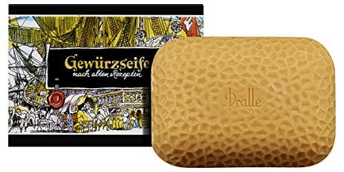 Garnier Gewürzseife, feste Seife, für sanfte Reinigung, mit aromatischem Gewürzduft, 5er Pack (5 x 125 g)