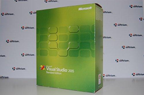 MS Visual Studio Standard 2005 Win32 CD