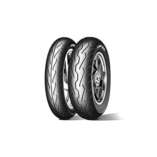 Dunlop D251 F – 130/70/R18 63h – A/A/70 DB – Pneu de moto