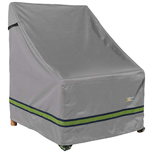 Duck Covers Soteria Water-Resistant 32 Inch Patio Chair Cover