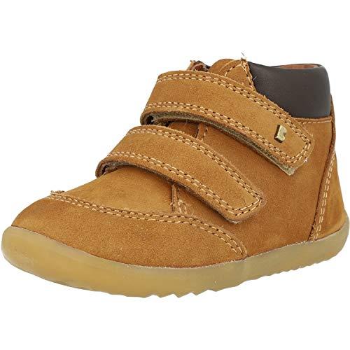 Bobux Unisex-Kinder Timber Klassische Stiefel, Gelb (Mustard Mustard), 19 EU