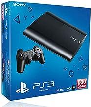 PlayStation 3 - Konsole Super Slim 500 GB (inkl. DualShock 3 Wireless Controller) - [Edizione: Germania]