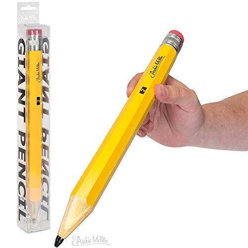 Archie McPhee Giant Pencil
