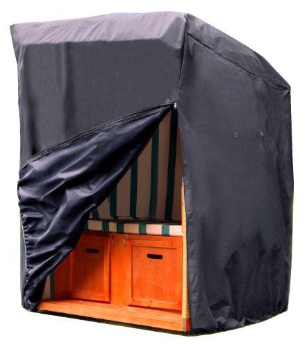 Kronenburg Housse de Protection pour Chaise de Plage en Tissu Oxford 420 D