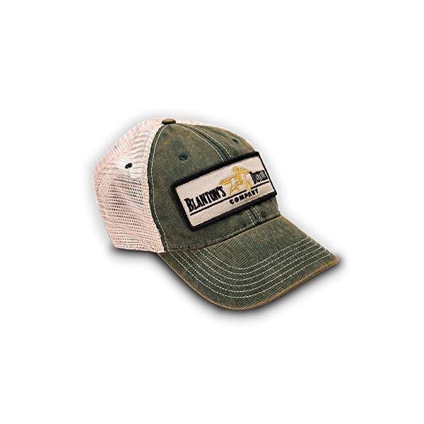 Blanton's Bourbon Trucker Hat