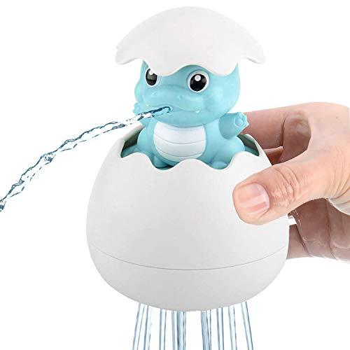 ConPush Baby Badewannenspielzeug, Kinder Wasserspray Badespielzeug, Wasser Dusche Dinosaurier Spielzeug für Badewanne Dusche Schwimmbad