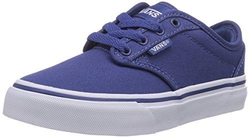 Vans Vans Youth Atwood Low-Top, Blau ((Canvas) stv NA F9N), 31