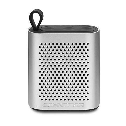 Lautsprecher BT Groove Micro Silber · Gesamtleistung: 5W · Bluetooth 4.0, Bis zu 10Meter Reichweite ·: Akku 450mAh · Batterielebensdauer: 3Stunden Wiedergabe