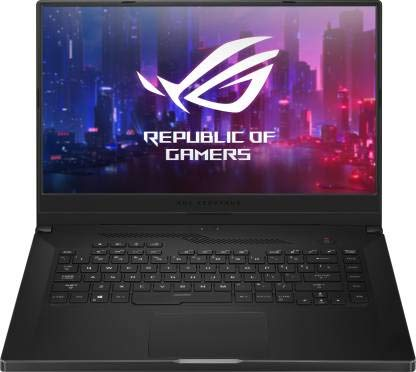 Asus ROG Zephyrus G Ryzen 7 Quad Core 3750H - (16 GB/512 GB SSD/Windows 10 Home/6 GB Graphics/NVIDIA Geforce GTX 1660TI /144 Hz) GA502DU-HN100T Gaming Laptop (15.6 inch, Black, 2.10 kg)