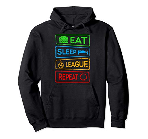 Funny gamer design for champions in the video games league Pullover Hoodie